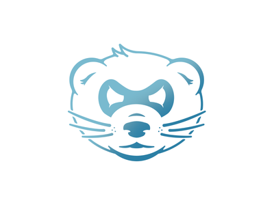 Ferret illustration