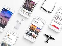 Travamigos iOS App