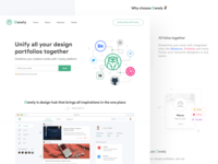 Owwly landing page