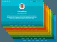Sphere  - Resume/CV/Portfolio Template