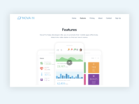 Nova Pro – Bootstrap 4 Theme for Mobile Apps