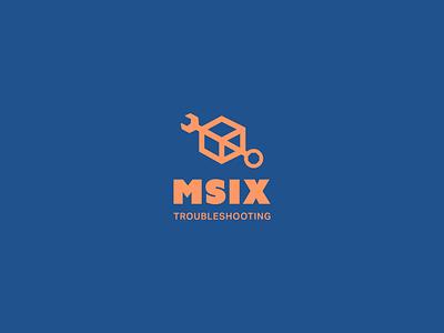 MSIX Troubleshooting vector logo fix repair install windows packaging