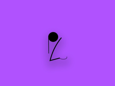 Logo (man in pince-nez) branding vector design logo