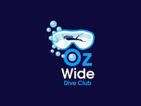 Oz Wide Drive Club Logo