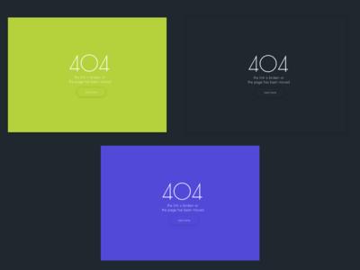 404 Error Page 404 error page 404 page ux website web ui design
