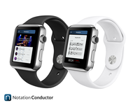 Notation Conductor for Apple Watch 