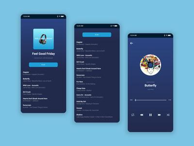 Music+ Mobile App