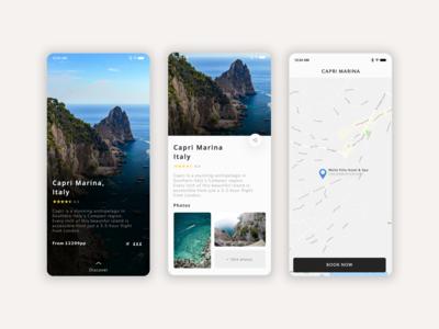 Travelista - iOS & Android App