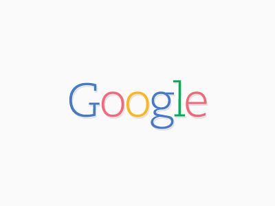 Google logo google logo redesign colors flat