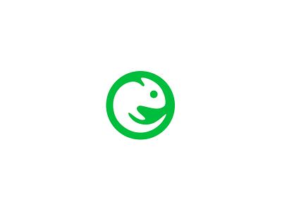 Chameleon camaleon project logo chameleon