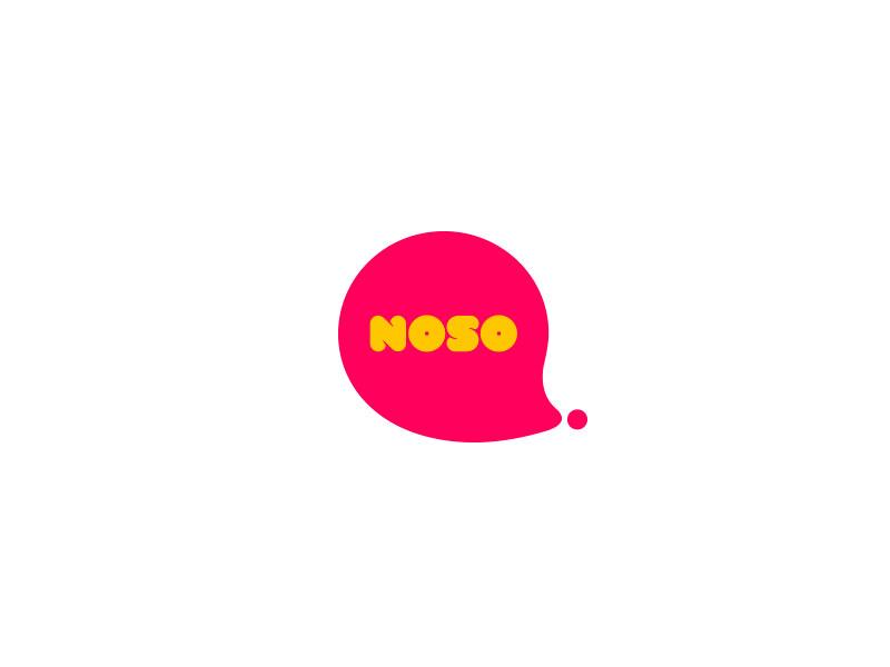 NOSO logo sound no noso logo