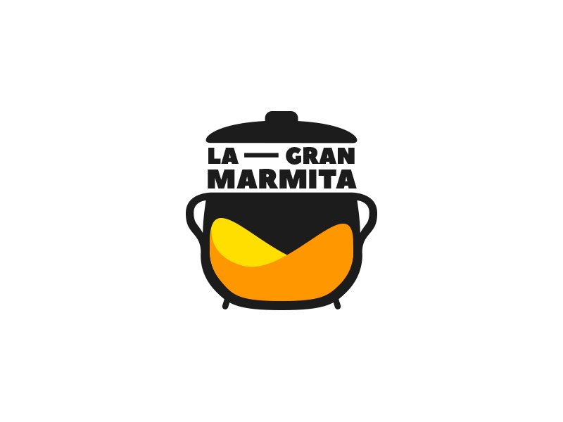 La Gran Marmita project website brand logo
