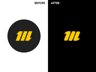 Good evolution or bad idea? personal brand evolution logo mononelo