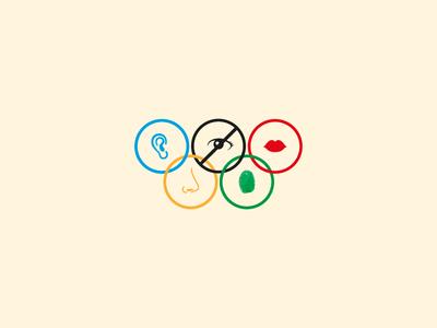 Olympic Games of senses