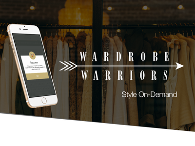 Wardrobe Warriors fashion app ios