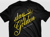 Stay Golden: Cylburn Edition