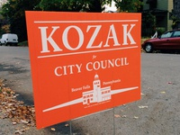 Kozak For City Council
