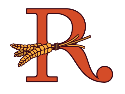 'R' Beer Logo, v2