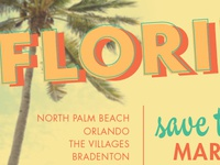 Florida Postcard, WIP