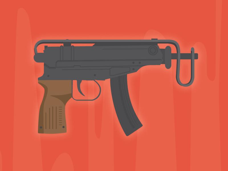 Die Klobb! epicarmory goldeneye n64 illustration gun klobb