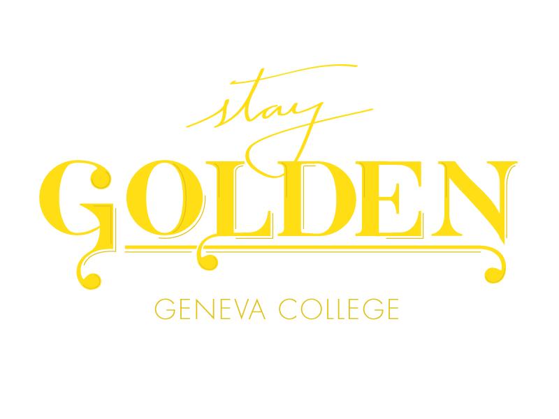 Stay Golden v2 wip golden lettering fancy swash