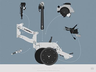 LaserPro 1 illustrated diagram