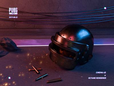 PUBG Class III helmet
