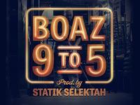 Boaz 9 to 5 single