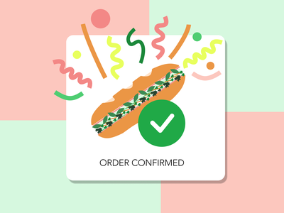 Daily UI 054 confirm order confirmed confirmation daily ui confirmation dailyui054 dailyui daily 100 challenge dailyuichallenge