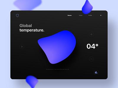 Smart home website 👩🏽💻 uiwebdesign website smarthome shapes webdesigner webdesign visual design uiuxdesigner web uidesigner uiux graphicdesign typography app ui design