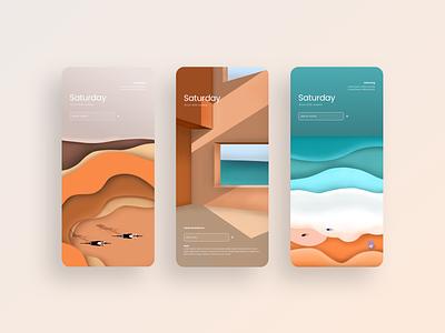App illustration design visual design uidesigner ux uiux illustration graphicdesign colors ui app design