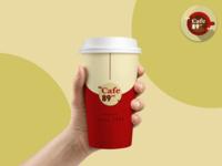 Cafe 89er - Branding & UI design (Mockups)