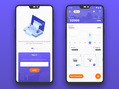 Expense Tracker - Progressive Web Application