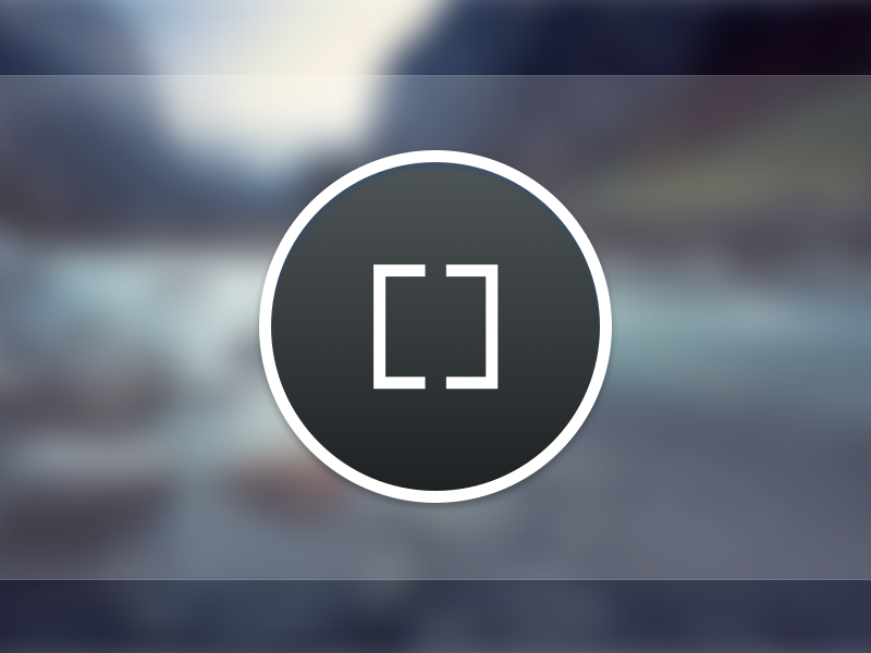 Brackets Icon brackets icon yosemite flat ui