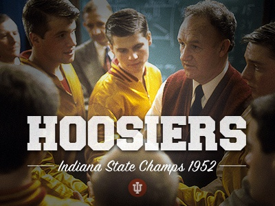 Hoosiers by Aly Fayollat on Dribbble