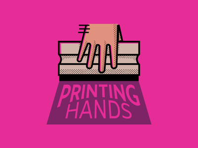 Printing Hands