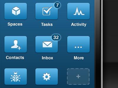 Springboard iphone springboard buttons