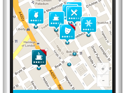 Map Pins map pins icon android christmas