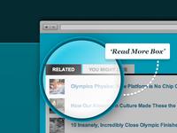 Landing Page Promo