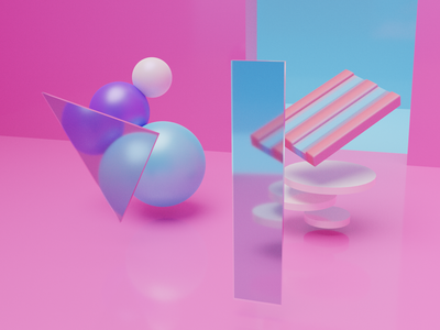 BubbleGum Dreams cgi bubblegum surreal 3d blender graphicdesign brandidentity illustration brand brandideas designinspiration branding design concept