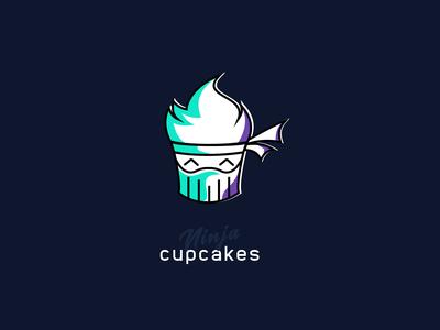 Ninja cupcakes