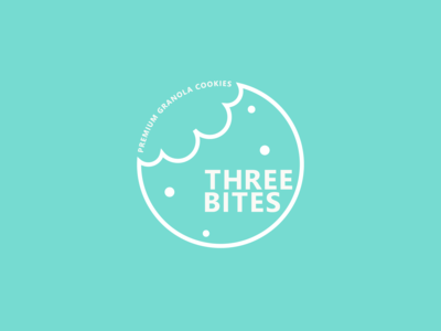 Three Bites Granola Cookies