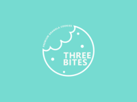 Three Bites Granola Cookies
