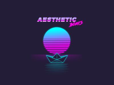 Aesthetic Boats