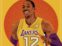 Remember that one year Dwight was on the Lakers?