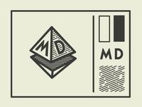 MD Logo Concept