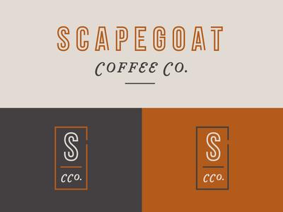 Scapegoat Logo Concept 2