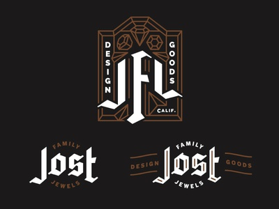 Jost Family Jewels Logo