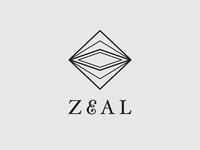 Zeal logo design concept
