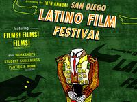 San Diego Film Fest Poster detail